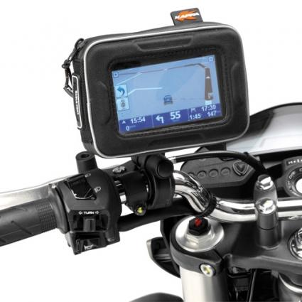 Torba ETUI na GPS Kappa z mocowaniem na kierownicę - KS950