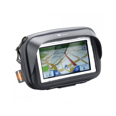 Torba ETUI na GPS, Smartphone Kappa 4,3 cala z mocowaniem na kierownicę - KS953