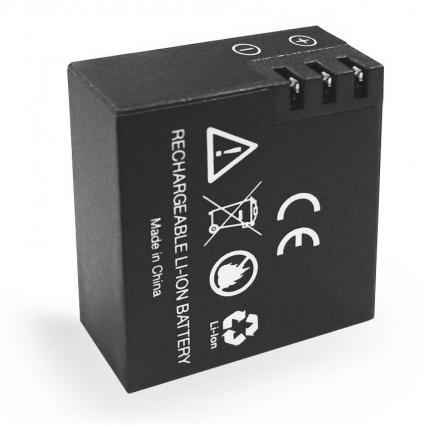 Akumulator Li-Ion Midland do kamer H3, H5, H5+ - 900mAh - C1246