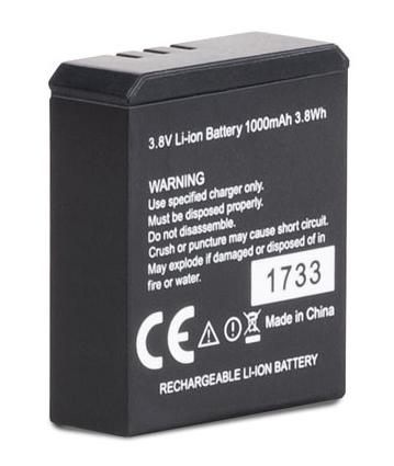 Akumulator Li-Ion Midland do kamer H7, H7+ - 1000mAh - R74538