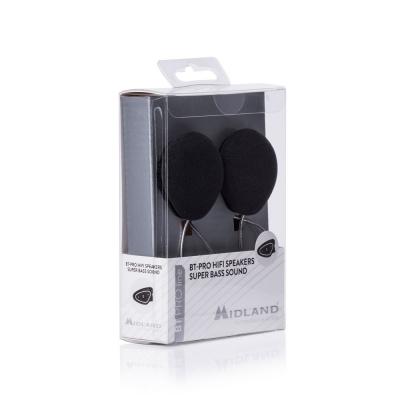 Speaker Set MIDLAND głośniki Hi-Fi 40mm do interkomów BT-PRO