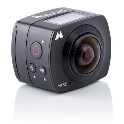 Kamera sportowa Midland H180 C1287 FullHD Black, Czarna