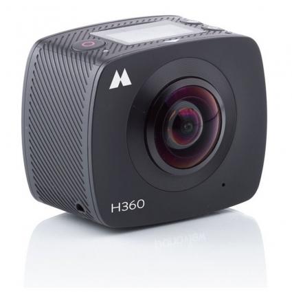 Kamera sportowa Midland H360 C1288 FullHD Black, Czarna