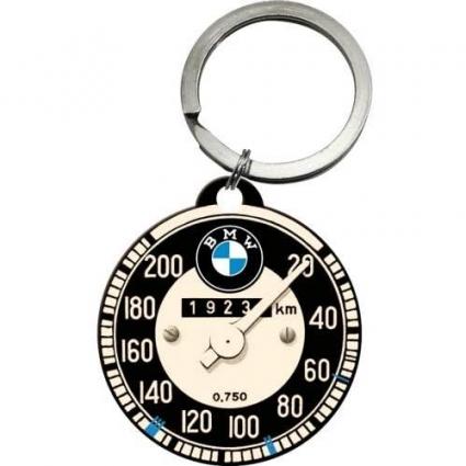 Brelok Nostalgic-Arts BMW Dashboard, Deska Rozdzielcza - 4x4cm
