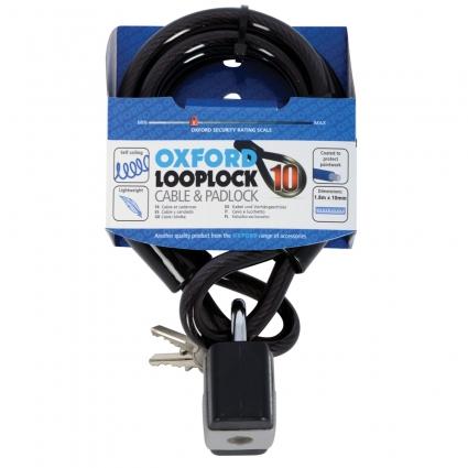 Linka OXFORD Loop Lock 10mm - OF222