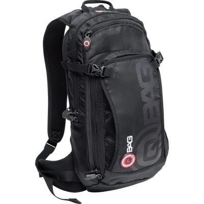 Plecak QBAG SPORT II Black, Czarny