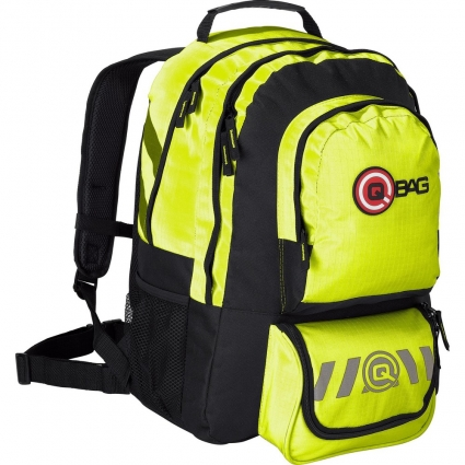 Plecak QBAG SUPERDEAL II Neon Yellow, Żółty