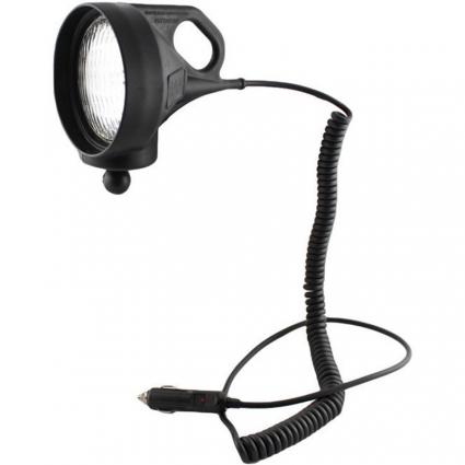Reflektor montowany do ramy kierownicy lub do podstawy hamulca/sprzęgła w motocyklu RAM-B-174-152U