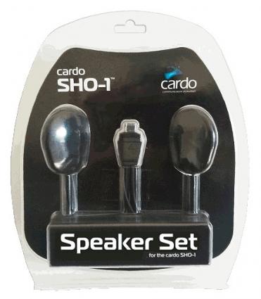Speaker Set CARDO głośniki 32mm (jak w zestawie) do interkomów SHO-1