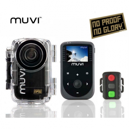 Kamera sportowa Veho MUVI HD 1080p + Wodoodporna obudowa