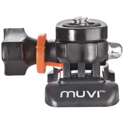 """Uniwersalne mocowanie Veho UNI do kamer MUVI oraz MUVI HD z gwintem 1/4"""""""