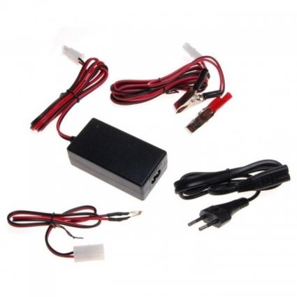 Ładowarka akumulatorów ABT020120 - 12V 2A