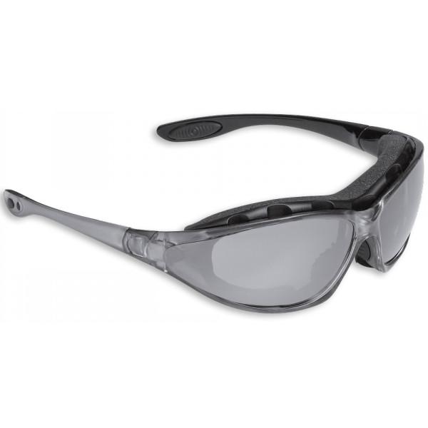 Okulary przeciwsłoneczne HELD 9704 71 Silver, Srebrne
