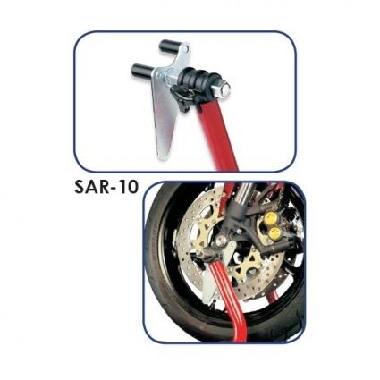 Adapter podnośnika przedniego koła - rolkowe uniwersalne Bike-Lift SAR-10