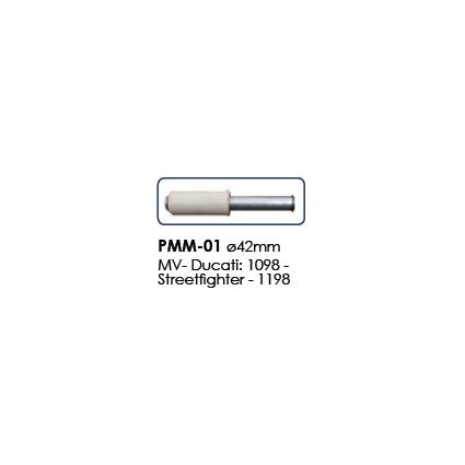 Adapter tylnego podnośnika RS-16 Bike-Lift PMM-01 42mm - MV AGUSTA / DUCATI (1098, 1198, Streetfighter)